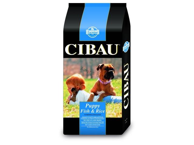Farmina CIBAU dog puppy fish&rice 15kg