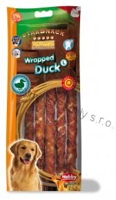 Nobby StarSnack Wrapped Duck L