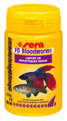 SERA Bloodworms 100ml