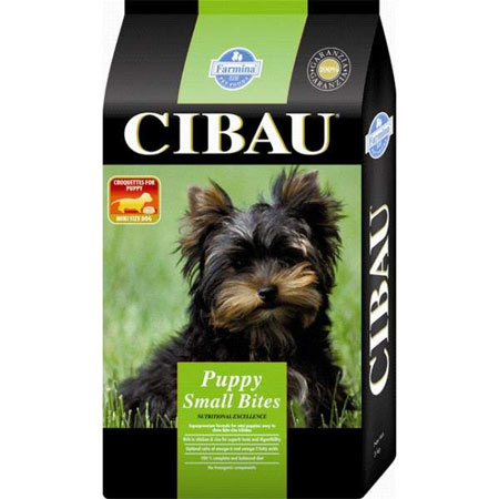 Farmina CIBAU dog puppy small bites 3kg