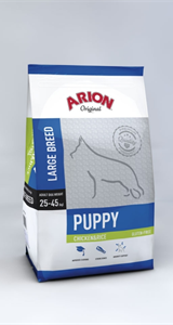ARION Original Puppy Large Breed Chicken&Rice 12kg