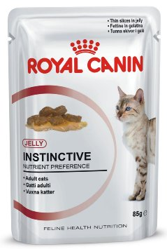 Royal Canin Instinctive in Jelly 85g