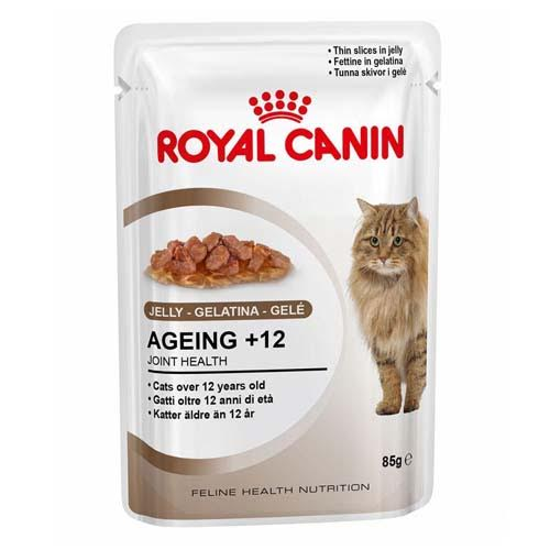 Royal Canin Ageing+12 in Jelly 85g