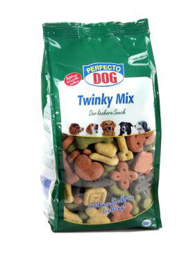 Perfecto dog - Twinky mix 400g