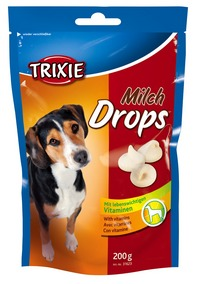 Trixie Drops - mliečny 200g