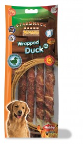 Nobby StarSnack Wrapped Duck XL