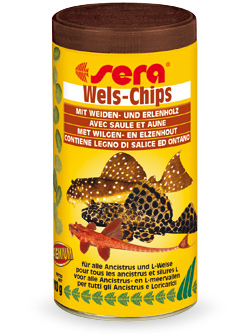 Sera Wels-Chips 100ml