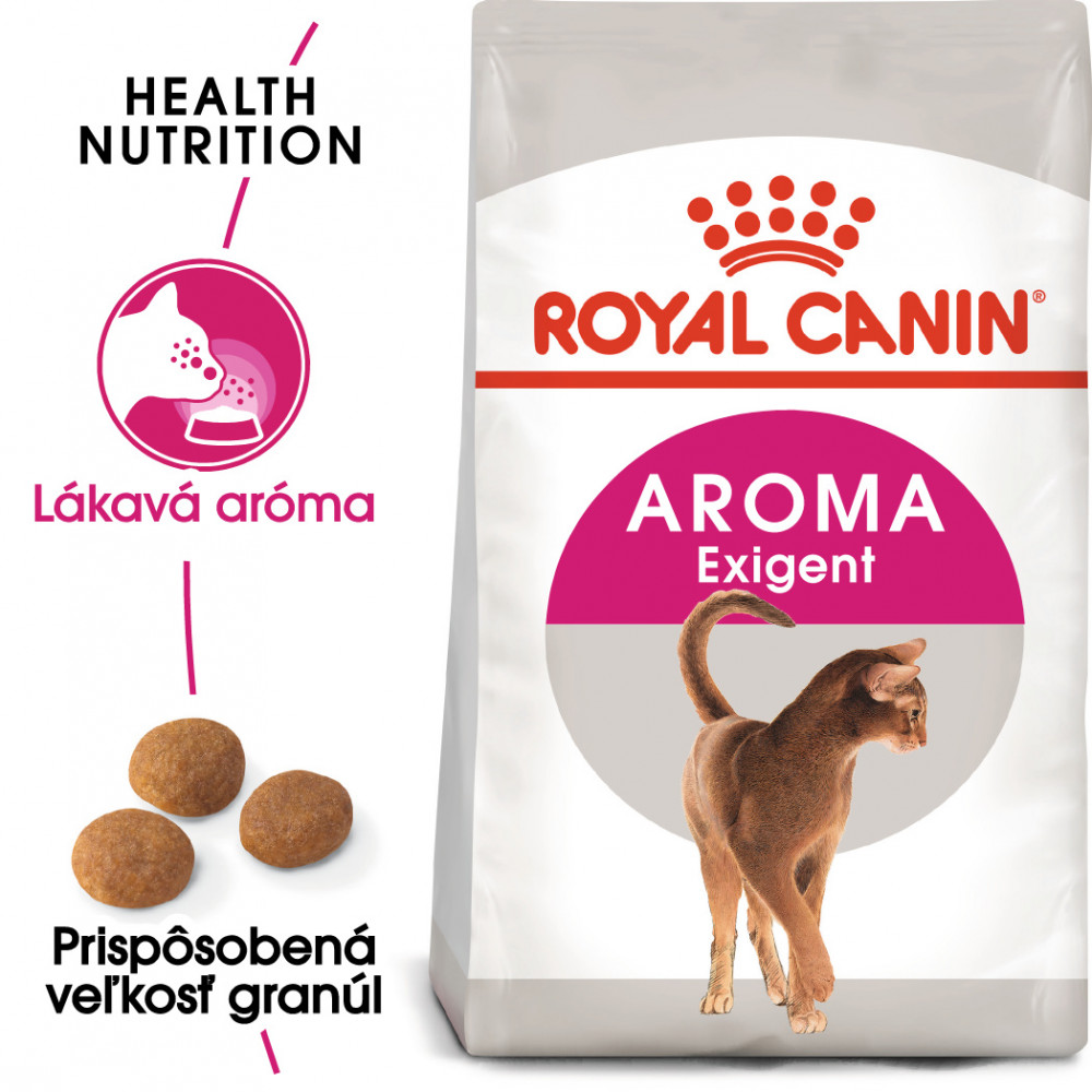 Royal Canin Exigent Aromatic 10kg