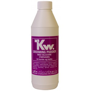 Kw Grooming puder SILICONE 350g